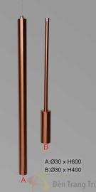 Đèn Trang Trí Thả LED KH-THD05-1 Ø30