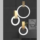 Đèn Trang Trí Thả LED KH-THD7045-1 Ø200