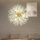 Đèn Thả LED Pháo Hoa LH-THCN20A Ø500