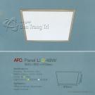Đèn Trang Trí Trần Nhà Panel Led 48W 598x598