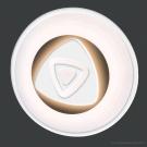 Đèn Áp Trần LED LH-OP1233 Ø500