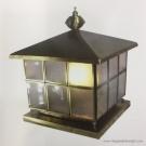 Đèn Trụ Cổng Bằng Đồng LH-TD03 300x300