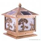 Đèn Trụ Cổng Năng Lượng Mặt Trời EU-SOLAR26 400x400