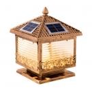 Đèn Trụ Cổng Năng Lượng Mặt Trời UTNL02 300x300