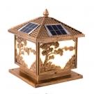 Đèn Trụ Cổng Năng Lượng Mặt Trời UTNL05 300x300