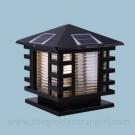 Đèn Trụ Cổng Năng Lượng Mặt Trời UTNL12 300x300