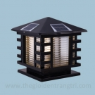 Đèn Trụ Cổng Năng Lượng Mặt Trời UTNL13 400x400