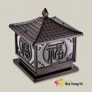 Đèn Trụ Cổng Nhôm Đúc AC33-12C 400x400
