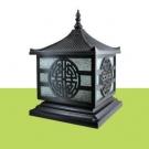 Đèn Trụ Cổng Vuông UHF015B 300x300