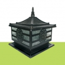 Đèn Trụ Cổng Vuông UHF015C 350x350