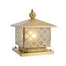 Đèn Trụ Đồng Gắn Cổng LH-TD23 300x300