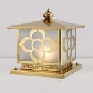 Đèn Trụ Đồng Gắn Cổng LH-TD37 400x400