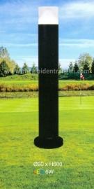 Đèn Trụ Sân Vườn LED 6W UAK8009