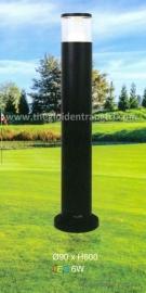 Đèn Trụ Sân Vườn LED 6W UAK8011