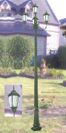 Đèn Trụ Sân Vườn QN6581