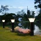 Đèn Trụ Sân Vườn Năng Lượng Mặt Trời LH-TD30 H800