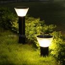 Đèn Trụ Sân Vườn Năng Lượng Mặt Trời LH-TD31 H600