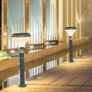 Đèn Trụ Sân Vườn Năng Lượng Mặt Trời LH-TD33 H600