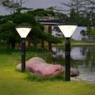 Đèn Trụ Sân Vườn Năng Lượng Mặt Trời LH-TD34 H800