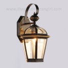 Đèn Vách Đồng UVD6207