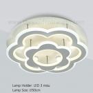 Đèn Áp Trần LED LK@E2-112 Ø500