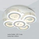 Đèn Áp Trần LED LK@E2-113 Ø500
