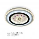 Đèn Áp Trần LED E2-186 Ø500