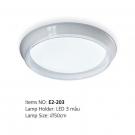 Đèn Áp Trần LED E2-203 Ø500
