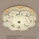Đèn Ốp Trần Bánh Tiêu LED LK@E2-79 Ø500