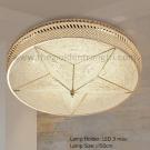 Đèn Ốp Trần Bánh Tiêu LED LK@E2-80 Ø500