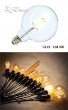 Bóng Edison G125W Led 4W