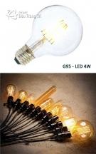 Bóng Edison Led G95W 4W