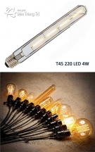 Bóng Edison Led T45-220 4W