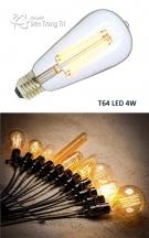 Bóng Edison Led T64W 4W