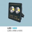 Đèn Pha LED 100W UFAD100