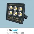 Đèn Pha LED 300W UFAD300