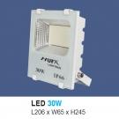 Đèn Pha LED 30W UFAT30
