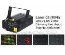Đèn Trang Trí Phòng Karaoke Laser 03