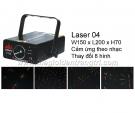 Đèn Trang Trí Phòng Karaoke Laser 04