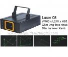 Đèn Trang Trí Phòng Karaoke Laser 08