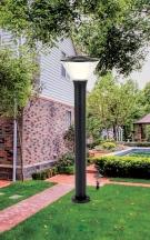 Đèn Trụ Sân Vườn LED HTTV0202 H600mm