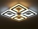 Đèn Áp Trần LED CM-L1803 500x500