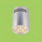 Đèn Lon LED 7W Gắn Nổi ULN10 Ø80