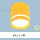 Đèn Lon LED 7W Gắn Nổi ULN24 Ø85