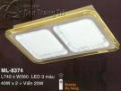 Đèn Ốp Trần Led Hàn Quốc ML8374 740x380