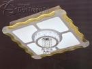 Đèn Ốp Trần Led Hàn Quốc ML8375 Ø580