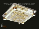Đèn Áp Trần LED Đổi Màu ML8388 Ø600