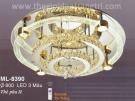 Đèn Áp Trần LED Đổi Màu ML8390 Ø800