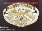Đèn Áp Trần LED Đổi Màu ML8391 Ø600