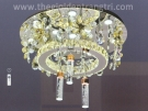 Đèn Áp Trần LED Đổi Màu ML8398 Ø600